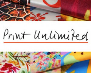 Boogvorming in de stof - Print Unlimited