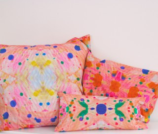 Scarf and Cushion by Atelier Meesters - Print Unlimited