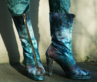 Schuhe Odyll - Print Unlimited
