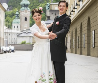 Dress Salzburg festival - Print Unlimited