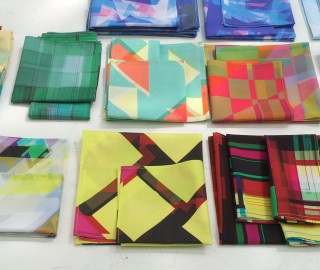 Handkerchief project - Print Unlimited