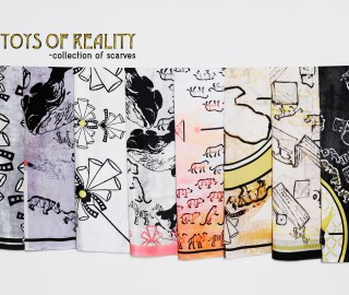 Toys of Reality - Print Unlimited
