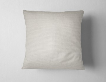 Tough Looking Canvas Cushion <br> 0886 Cotton Canvas - House of U
