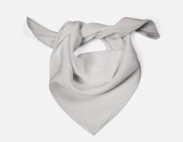 Transparant Cotton Scarf <br> 1704 Cotton Marino - House of U