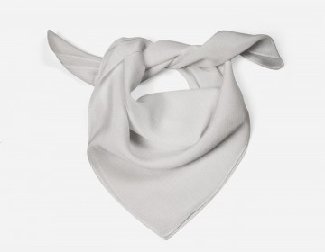 Cotton Silk Scarf <br> 1610 Cotton Silk Satin 7,5 m/m - House of U