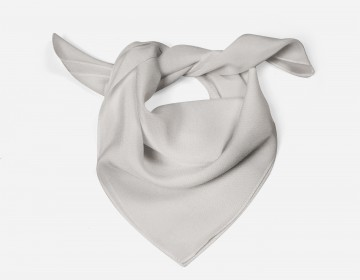 Luxurious Silk Scarf <br> 1703 Silk Satin Limone 9 m/m - House of U