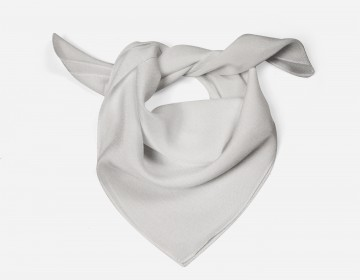 Luxurious Transparant Silk Scarf <br> 0004 Silk Voile 8 m/m - House of U