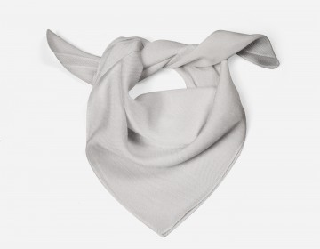Silk Crepe Scarf <br> 2025 Silk Crepe de Chine 10 m/m - House of U