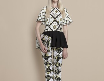 Sage & Ivy outfit SS14  - House of U